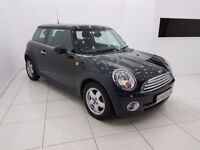 MINI ONE HATCH 1.4 3dr PANORAMIC ROOF-LOW MILEAGE-12 MONTH MOT-12 MONTH WARRANTY-£0 DEPOSIT FINANCE