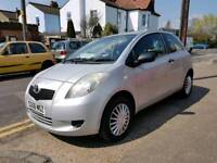 TOYOTA YARIS 998cc 2006 STARTS AND DRIVES GREAT CHEAP TO INSURE VERY RELIABLE CHEAP £995