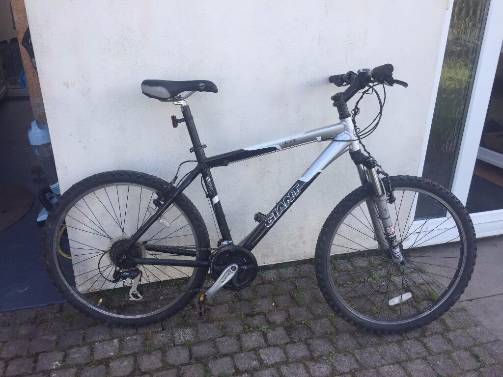 Giant Rincon Mountain Bike In Plymouth Devon Gumtree
