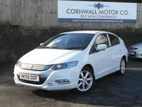HONDA INSIGHT 1.3 IMA ES 5d AUTO 100 BHP JAN 1019 MOT + RECENT SERVICE (white) 2010