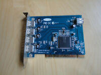 Belkin USB 2.0 Hi-Speed PCI Card