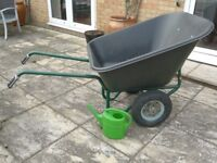 300ltr Hammerlin wheelbarrow