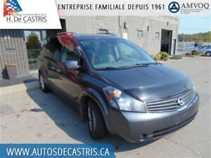 2009 Nissan Quest SL*7 PASSAGER, MAGS