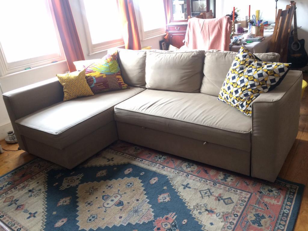 ikea vilasund corner sofa bed in forest hill london gumtree. Black Bedroom Furniture Sets. Home Design Ideas