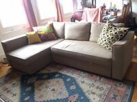 IKEA Vilasund corner sofa bed