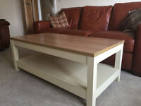 Coffee Table, TV Unit and Side Table