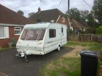 Abbey Expression 470 2 berth caravan immaculate condition