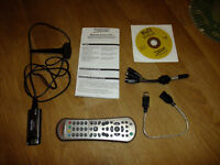 A digital-analog tv tuner for laptop or PC Win XP *** STILL FOR SALE !! ***