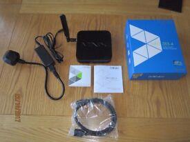 Mini PC - Fanless. Minix NEO Z83-4 with Windows 10 (64bit)