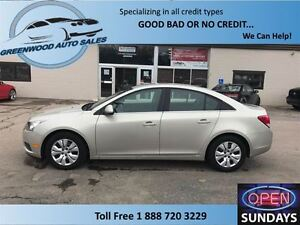 2013 Chevrolet Cruze AC,....FINANCE NOW!!!!!!!
