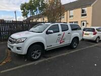 Isuzu Dmax Blade low mileage pick up truck