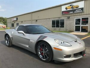 2007 Chevrolet Corvette Z06 Fixed Roof Lingefelter Stage 3