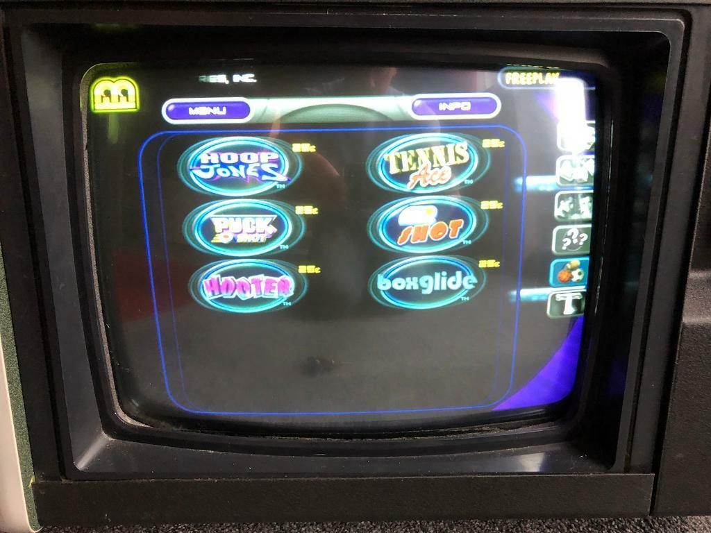 Megatouch XL Games Machine, pub quiz, man cave