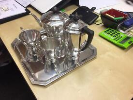 Mappin & Webb Tea Set