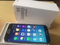 Samsung galaxy s6 32GB unlocked to every sim networks uk abroad good battery working fine