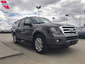 2012 Ford Expedition Limited MAX navi, leather, moonroof
