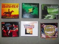 CD Box Sets of 3 (A)