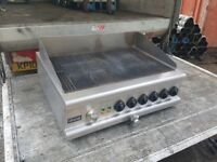 Lincat electric char grill commercial electric grill 90 cm 3 phase heavy duty for catering ..