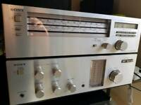 Vintage Sony TA-333 Integrated Sony Stereo Amplifier (1979-80)