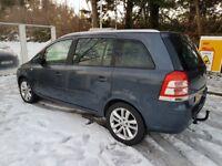 2009**Vauxhall Zafira 1.9 CDTi Active**1 Year MOT**Service History
