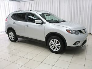 2015 Nissan Rogue SV AWD SUV 7PASS with Navigation!