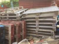 Euro pallets ( Heavy duty ) 120x103