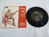 Kenneth Williams, Rambling Syd Rumpo, vol 2, 7in vinyl 45rpm