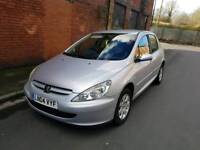 PEUGEOT 307. 2 LITRE HDI DIESEL. DRIVES VERY WELL