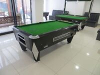 Sam Atlantic 7ft x 4ft English Pool Table fitted with New Cloth and Free Delivery and Installation