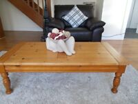 Wooden Coffee Table For Sale, good condition.