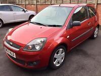 2006 Ford Fiesta 1.4 Zetec Climate - Reliable, Fresh MOT+timing belt+tyres, rear parking sensors