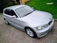BMW 1 Series 118d SPORT * M SPORT SPECS*VERY LOW MILEAGE* FULL DEALER HISTORY (SWAP P.X WELCOME)