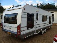 Tabbert Caravan 640 Princess (2012) Mint Condition! Like Hobby And Fendt