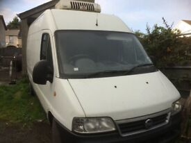 Fiat fridge van new gear box new clutch &pressure plate gear change cables new slave cylinder