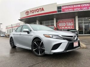 2018 Toyota Camry XSE V6 Demo,winter tires, remote starter