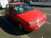 1996 Toyota Starlet Sportif 2 owner very low mileage 28000
