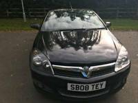 Vauxhall Astra twintop convertible 1.6 sport