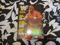 RARE WWF / WWE WRESTLING ANNUAL no 3 have other wrestling items for sale