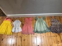 Ilivegorgeous set of five dresses