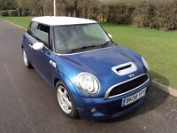 08'mini diesel chilli pack low miles fsh superb condition