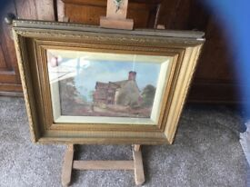d6ef9609023b Late 19thc. early 20thc. Oil on canvas