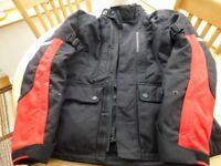 revitt textile jacket