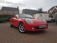 Toyota MR2 Roadster, Very Low mileage, Fantastic condition Rear engine RWD! Bargain Price.