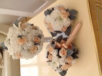 3 Wedding Bouquet's