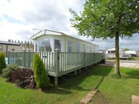 Static Caravan sited at 7 Lakes Country Park.