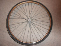 Raleigh Vintage Bike Wheel