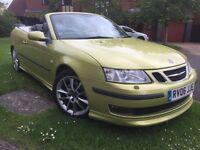 Saab 9 3 Aero Convertable 2.8 V6 Turbo
