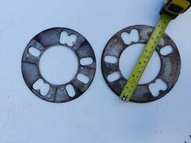 3mm wheel spacers.
