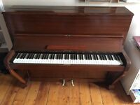 Standing Piano - Fantastic Condition - Made by Hampton Pianos