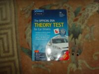THE 9 OFFICIAL DSA THEORY TEST FOR CAR DRIVERS BOOK